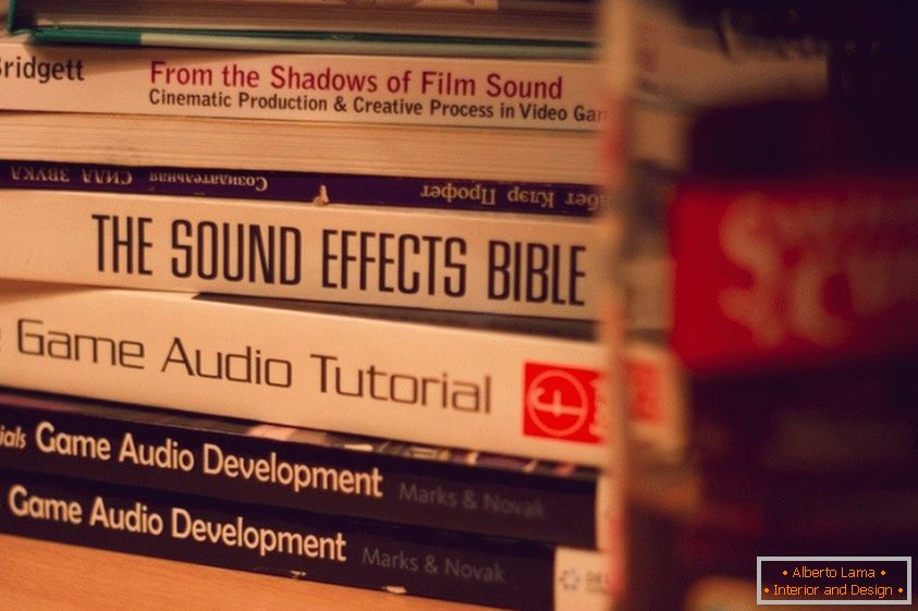 Книга The Sound Effects Bible