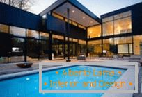 Modern architecture: A majestic mansion in Canada from Guido Constantino