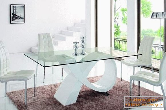 designer dining tables, photo 43