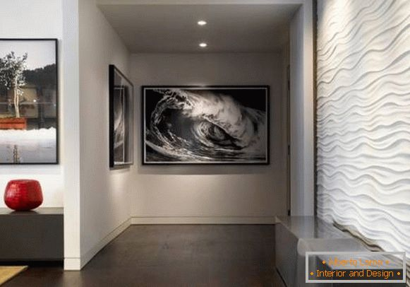 Modern paintings and accessories for interior design 2016