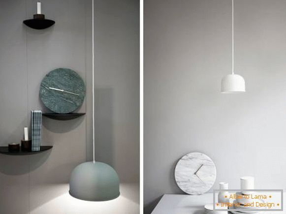 Wall clocks as decorative elements for the interior