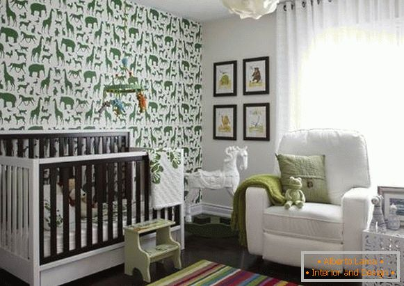 Beautiful interior items for a child's children's room