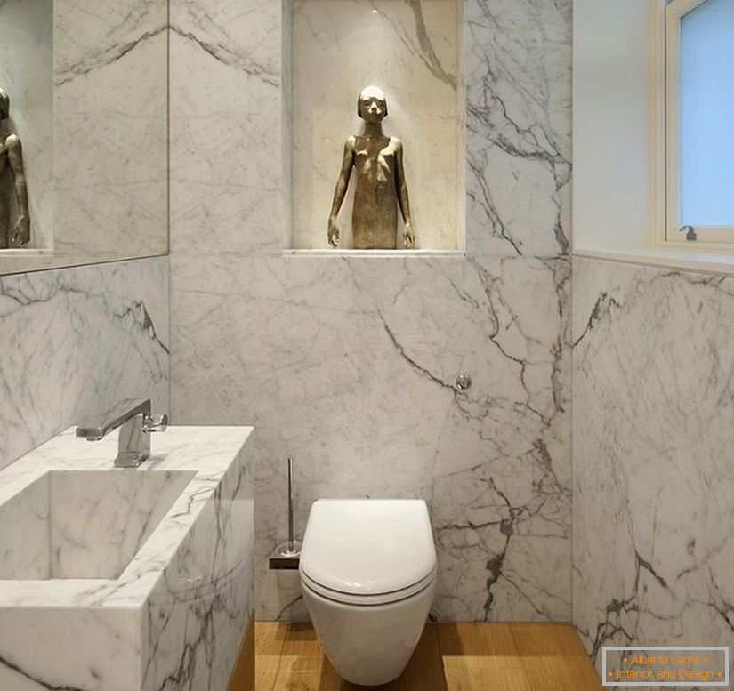 Decorating with natural stone