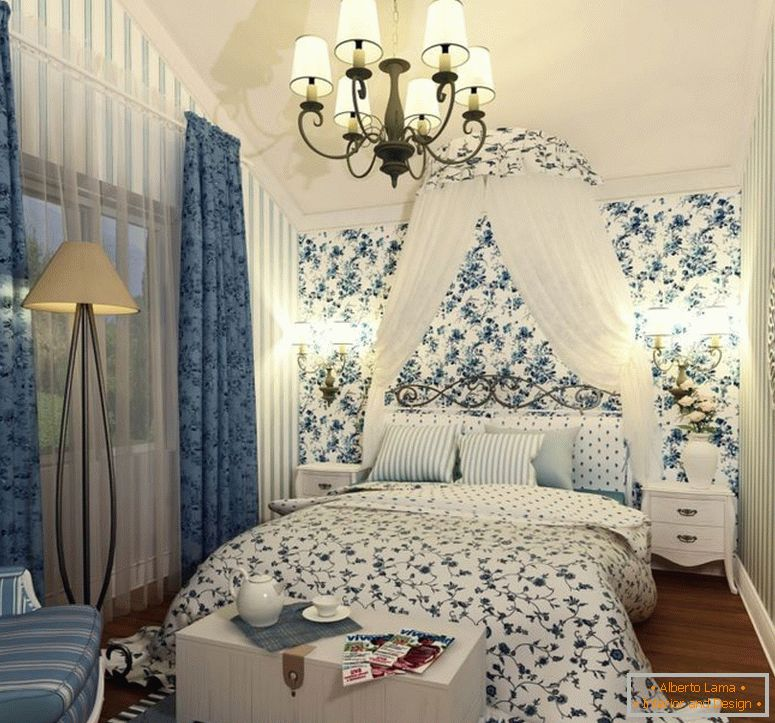 Bedroom-in-style-Provence-14