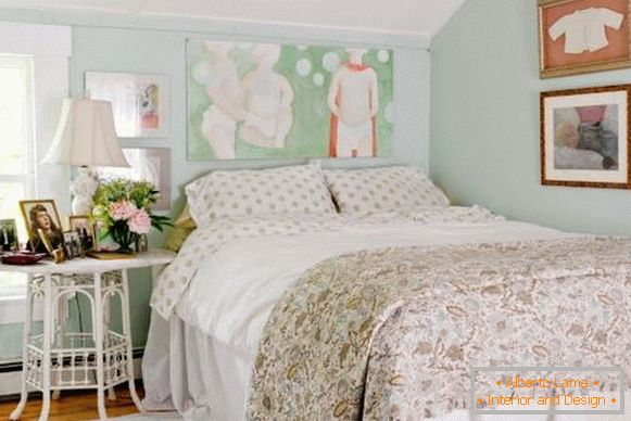Best colors and décor for the bedroom cheby chic