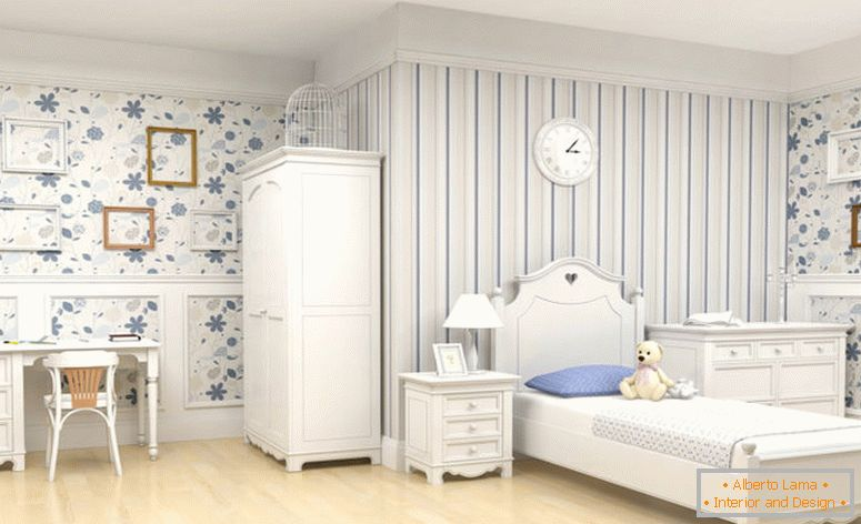 Children's room-in-style-Provence-02