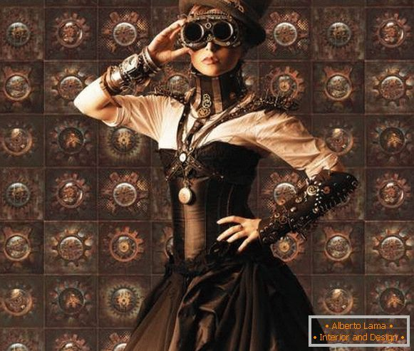 Steampunk Style - photo and description