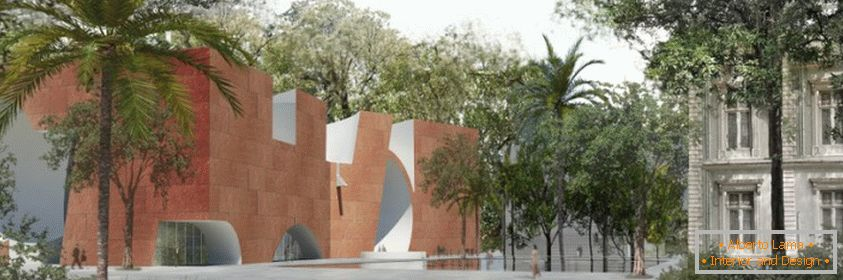 Stephen Hall will design a new wing for the Mumbai city museum