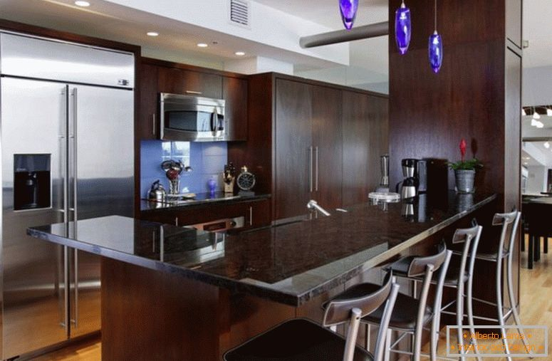 brightening-dark-interiors kitchen-pendant-lighting
