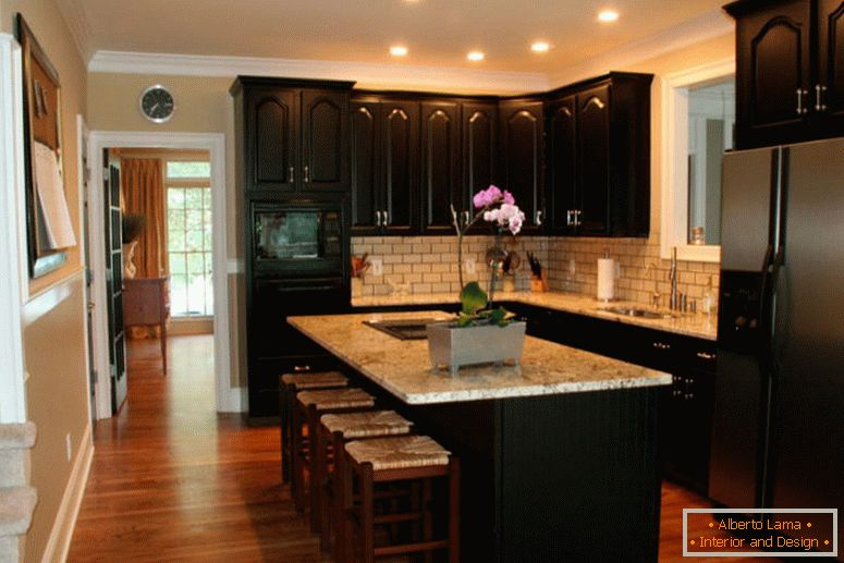 dark-kitchen-color-ideas-with-black-cabinets