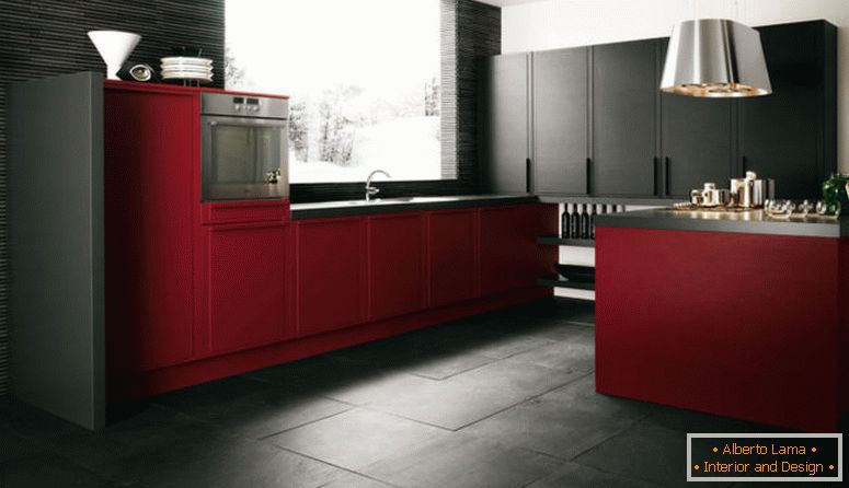 dark-red-kitchen-decor