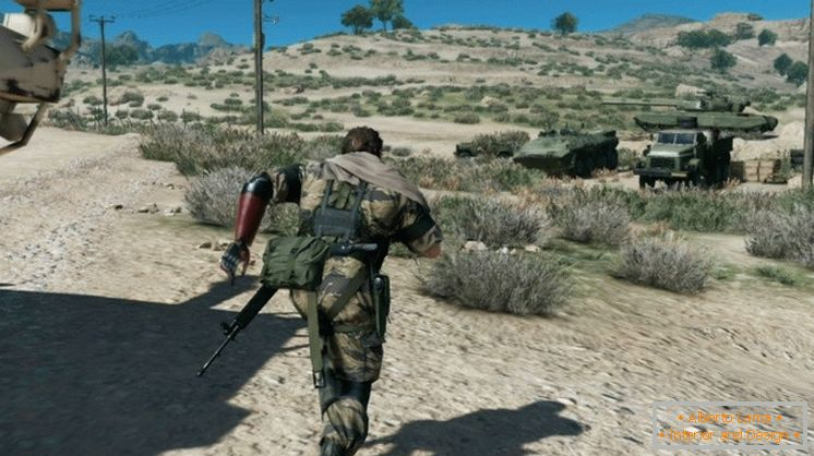Metal Gear Solid V: The Phantom Pain profile
