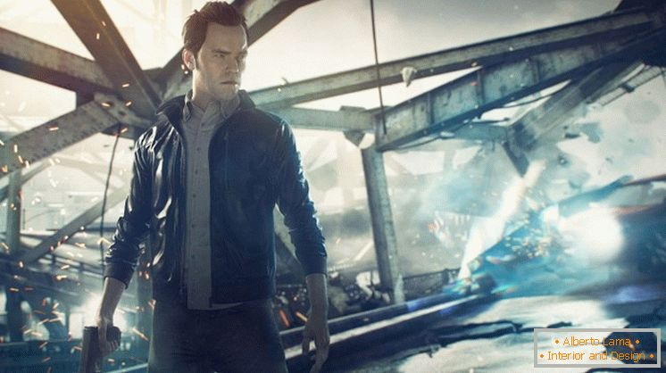Quantum Break profile