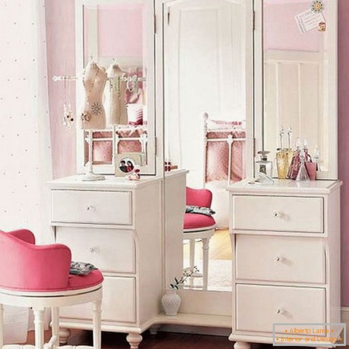 Dressing table for the bedroom photo 18