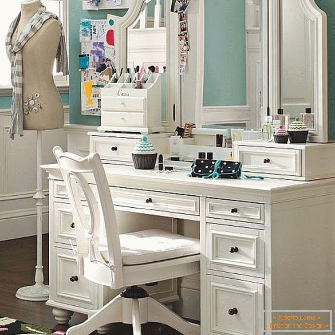 Dressing table for the bedroom photo 19