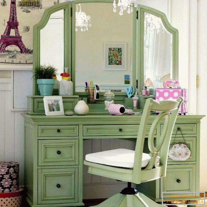 Dressing table for the bedroom photo 20