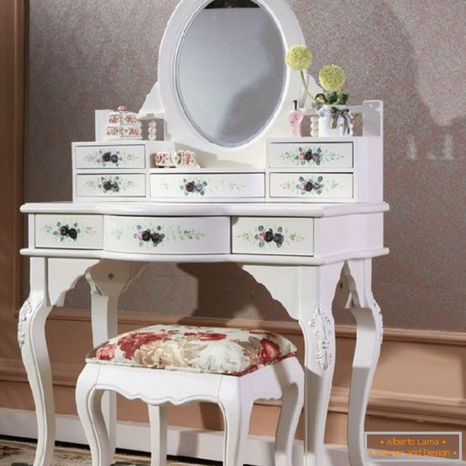 Dressing table for the bedroom photo 21