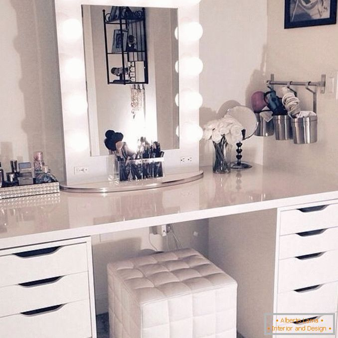 Dressing table for the bedroom photo 22