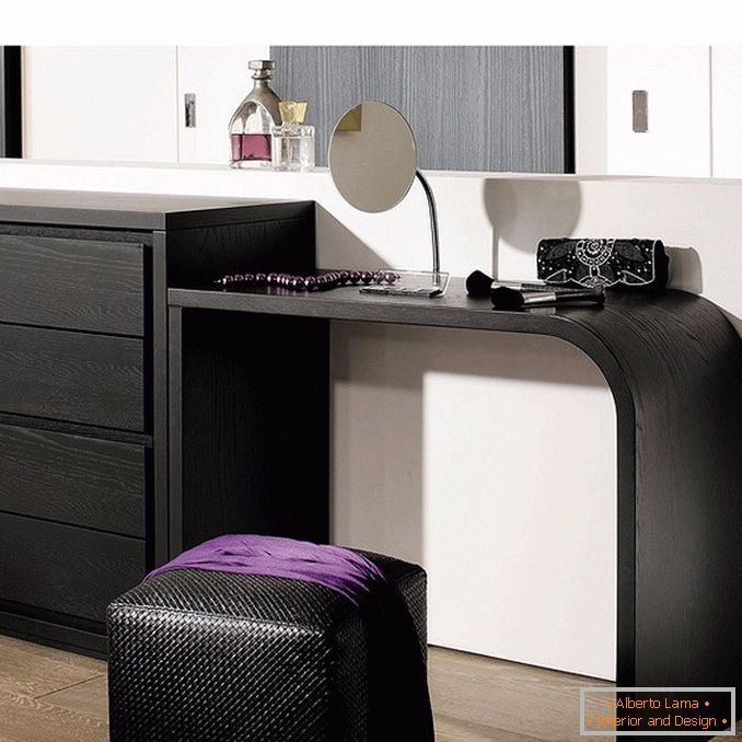 Dressing tables with a mirror for a bedroom photo 27