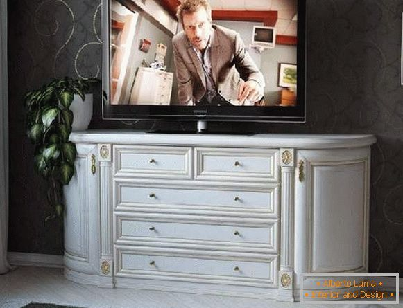 TV cabinet in the interior photo, photo 19