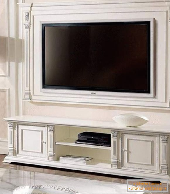 TV stand in a classic style photo, photo 28