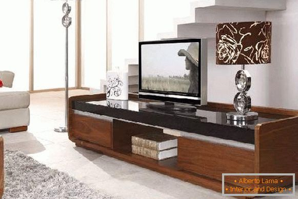 TV stand in the interior photo, photo 33