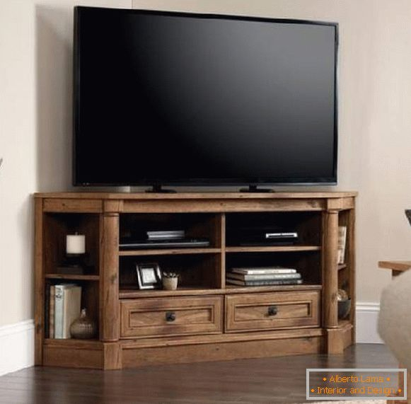 TV stand in a modern style, photo 6