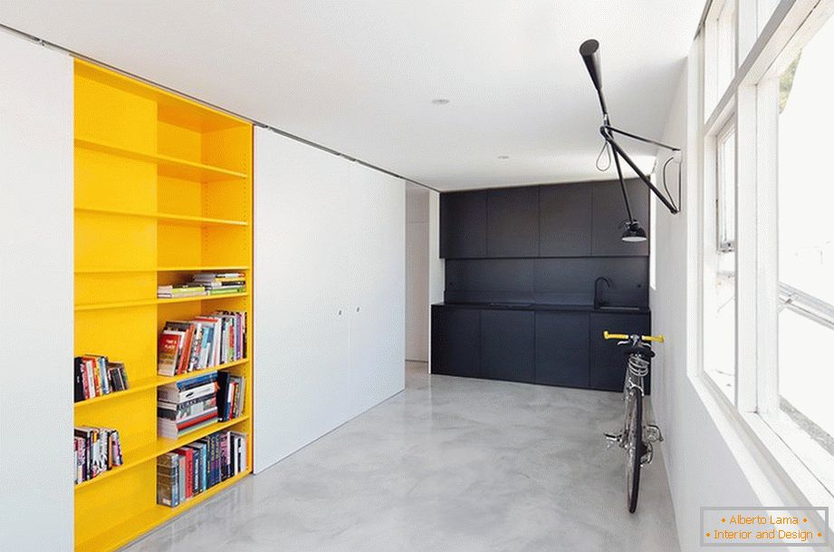 Unique apartment on the author's project in Sydney