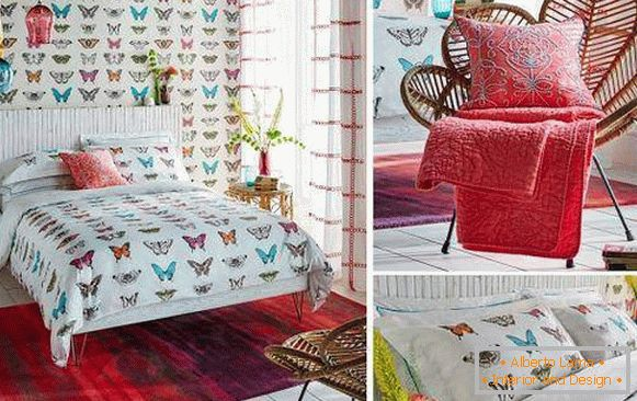 Spring trends 2016 - bright decor from Harlequin