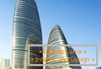 Exciting architecture along with Zaha Hadid: Wangjing SOHO